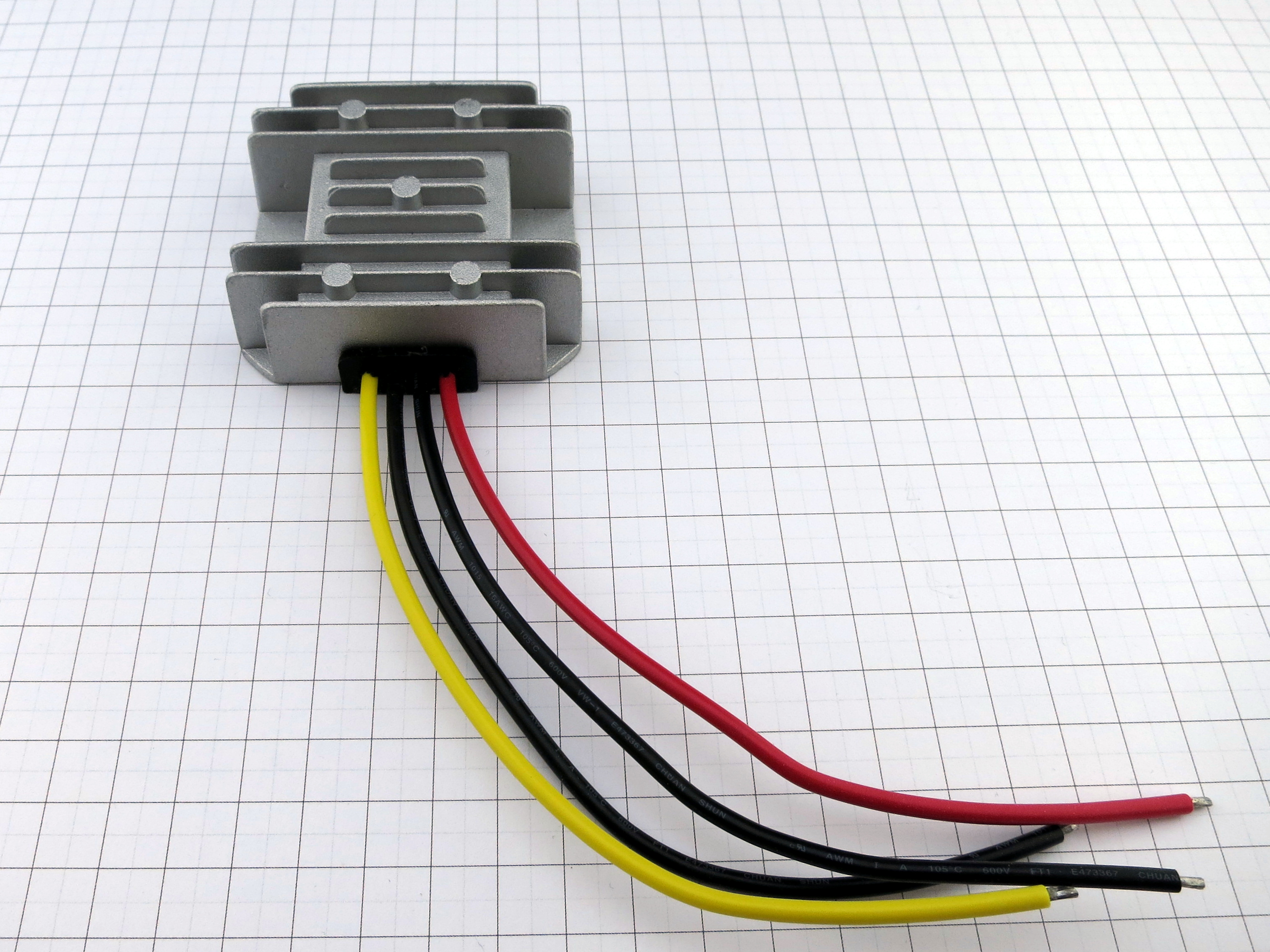 24v To 12v 5a 10a 120w Dc Converter Step Down Daygreen 1a 2a 3a Voltage Regulator The Power Supply Is Essentially Same Anyway Heres Brick