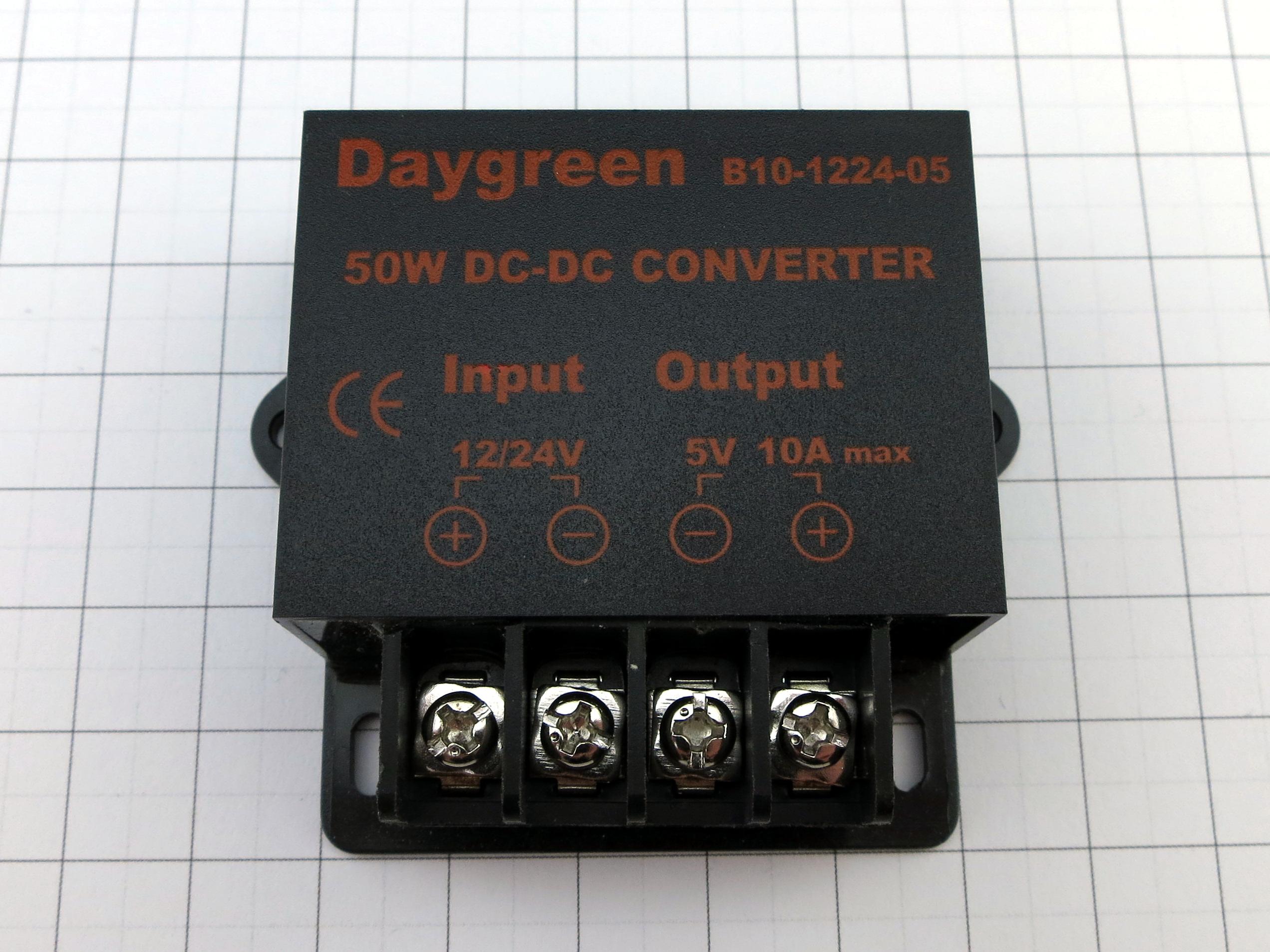 Fine 24V To 5V 10A 50W Dc Dc Converter Regulator Car Step Down Reducer Wiring Digital Resources Pelapshebarightsorg